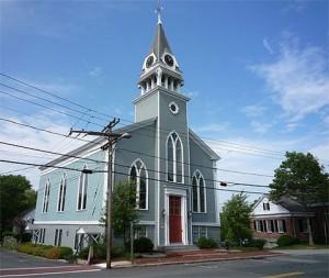 1st church meetinghouse