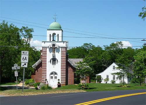 Our Lady of Hope Church, Route 6A, W. Barnstable, MA